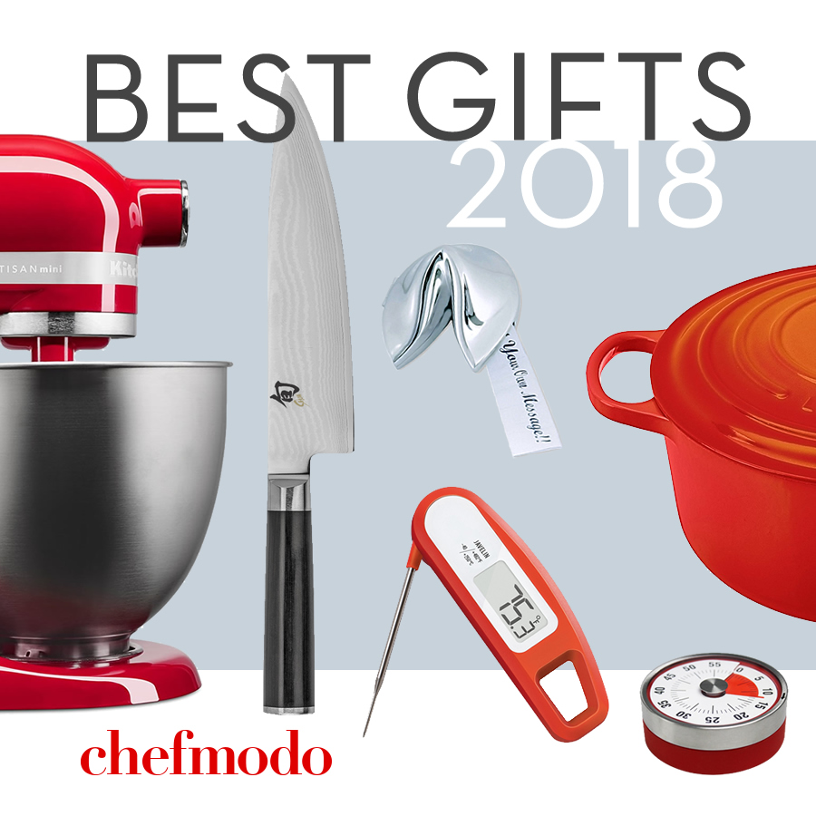 Best Gifts For Chefs 2018