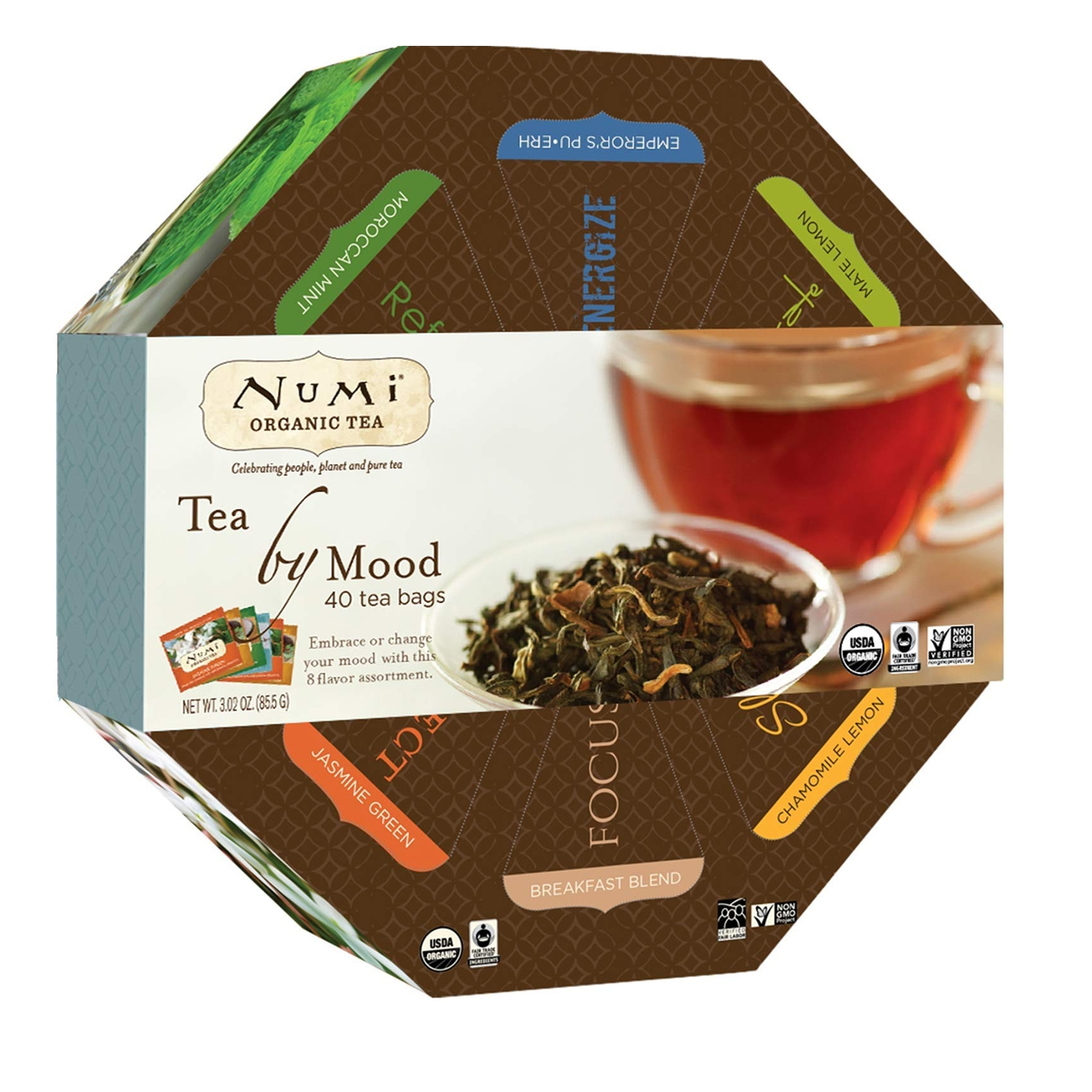 Tea By Mood Is Our Favorite Gift For The Tea Lover