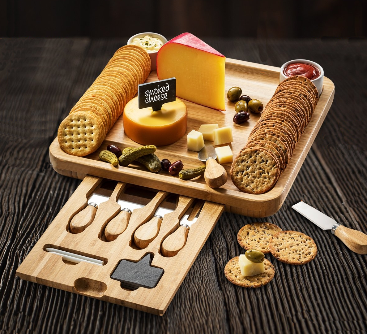 Not Just A Cheese Board